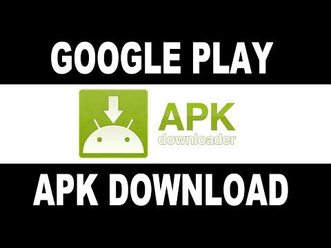 Jak Pobrać/ściągnąć Aplikację Z Google Play (sklep Google). How Download Apk From Google Play.