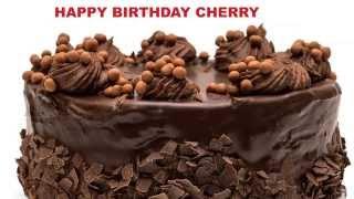 Cherry pronunciacion en espanol   Cakes Pasteles - Happy Birthday