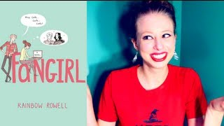 FANGIRL BY RAINBOW ROWELL | booktalk with XTINEMAY