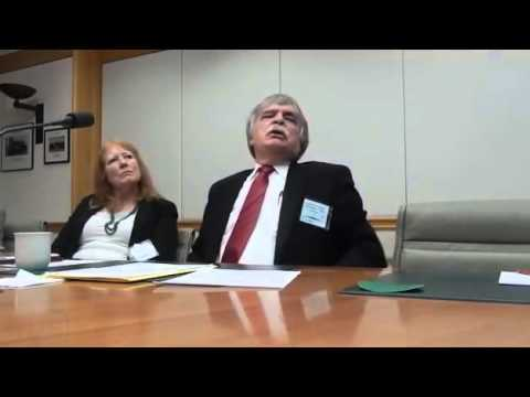 Prof  Justin McCarthy's speech at the Federal Parliament in Canberra   Part1