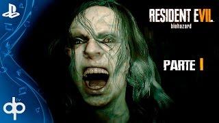 Resident Evil 7 Gameplay Español Parte 1 (PS4 PRO) Walkthrough | Prologo El Comienzo 1080p 60FPS