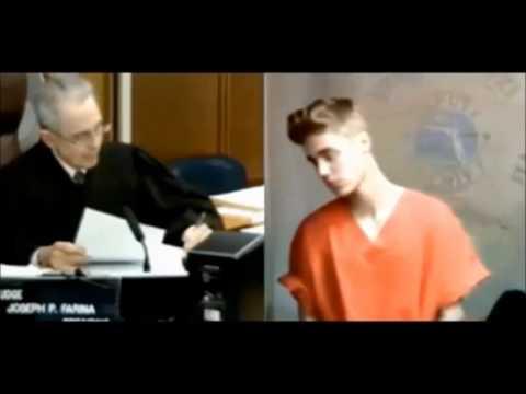 Justin Bieber DUI Bond Hearing