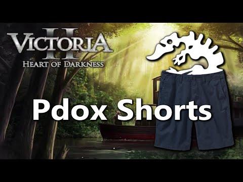 Combat Penalties | Pdox Shorts