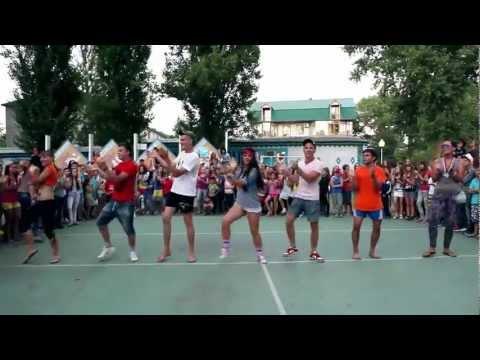 Лагерные песни - Анапа