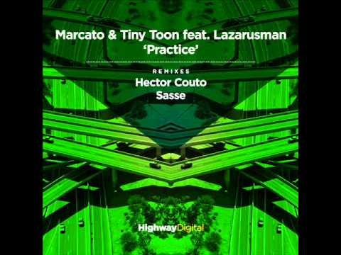 Marcato & Tiny Toon Feat. Lazarusman — Practice (hector Couto Acid Remix) video