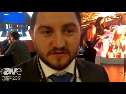 ISE 2017: Taglig Offers LED Displays With Production in Turkey
