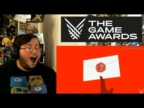 Joker from Persona 5 is Coming to Smash! - The Game Awards 2018 LIVE Reaction