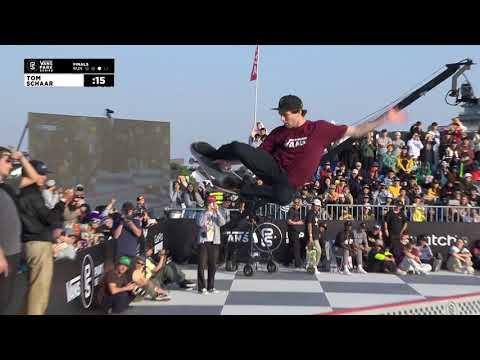 3rd Place - Tom Schaar (USA) 88.03 | Suzhou, CHI | 2018 Men's Vans Park Series Pro Finals