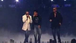 Wisin & Yandel FT Luis Fonsi Yo Te Quiero Live