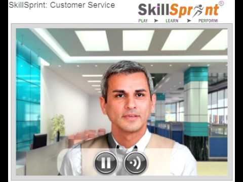 SkillSprint: Customer Service Training Module, Introduction