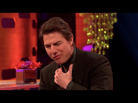 Tom Cruise sneezing