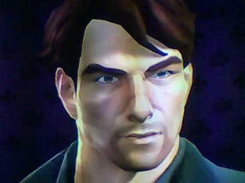 Tom Cruise - Saints Row the third - marcusgarlick