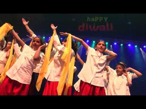 Bollywood Dreams at Christchurch Diwali 2014