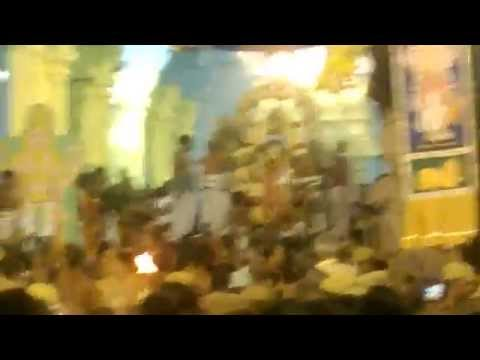Kancheepuram Garuda Sevai 1st June 2015 Varadaraja perumal