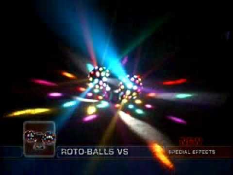roto balls vs