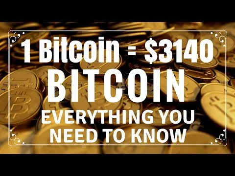 [1 Bitcoin = $ 3140 ] Bitcoin explained in Hindi | What is Bitcoin | Bitcoin Mining |