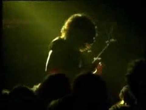 Trey Azagthoth Guitar Solo (1989)