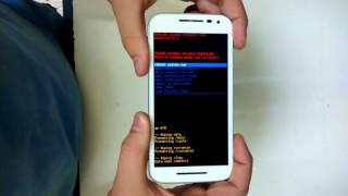 Dr.Celular - Moto G 3 - Hard Reset - Desbloquear - Resetar