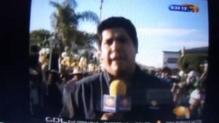 Zapotitlan De Vadillo De Fiesta, Por Los Amigos De Usa Que No Podian Verlo Ahi Lo Tienen.