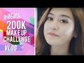 Salshabilla - 200K Make Up Challenge