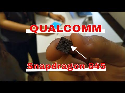 Dünyanın en iyi mobil işlemcisi işte bu. Snapdragon 845 İşlemci!