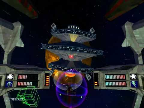 Colony Wars End Boss Psx 1