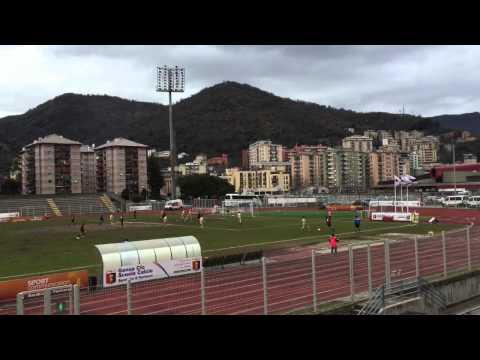 Genoa - Pro Vercelli  1 - 2    Allievi Nazionali 15/02/2015