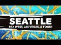 Seattle Vlog - THERE