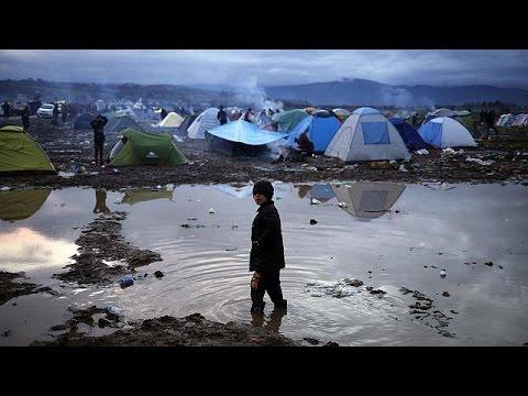 افزایش قابل توجه شمار مهاجران در یونان با وجود بسته شدن مسیر بالکان