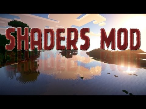 Como instalar GLSL Shaders y Packs de Shaders - Minecraft 1.6.2 - 1.6.4 [1080p]