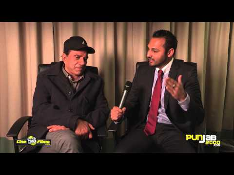 Punjab2000.com interview by Upinder Randhawa with Dhamendra Deol  from YPD2