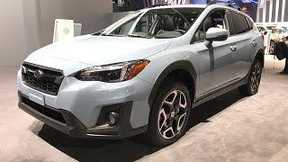 2018 Subaru Crosstrek – Redline: First Look – 2017 NYIAS