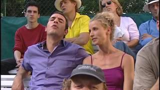 Un gars une fille - le tennis - compilation