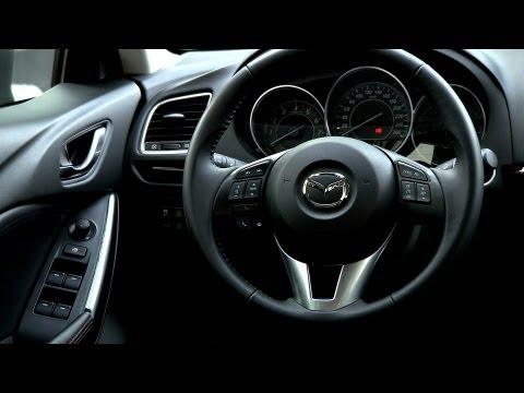 Mazda6 Wagon 2013 - Интерьер