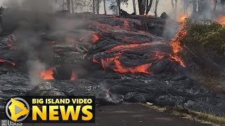 Hawaii Volcano Eruption Update - Friday Afternoon (May 25, 2018)