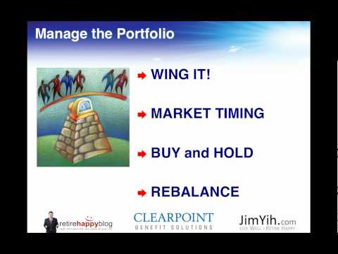 Managing a Portfolio