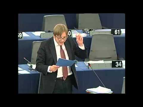 Guy Verhofstadt on Syria & the humanitarian situation