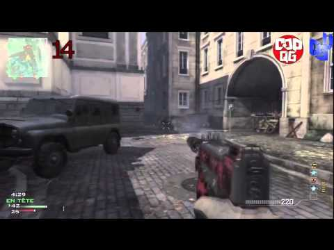 [TUTO] Obtenir Facilement sa MOAB sur Lockdown | Commenté par darkna971 | Modern Warfare 3