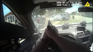 Body camera video shows shots being fired in fatal Volusia deputy-involved shooting