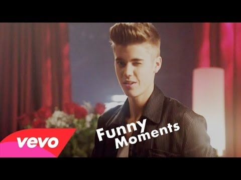 Justin Bieber - Funny Moments 2014