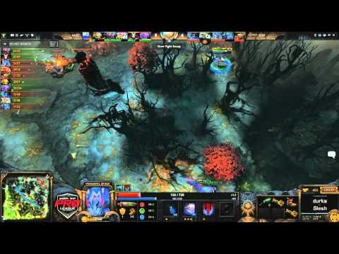 4ASC vs NiP Game 1  joinDOTA MLG Pro League Europe  durkadota  Slesh