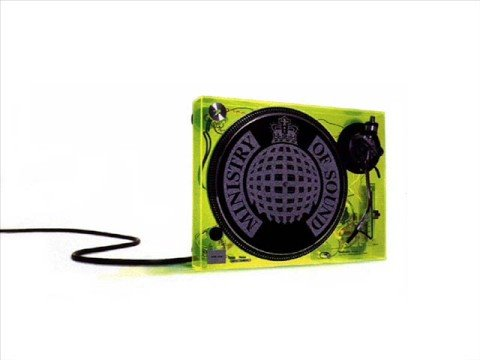 Ministry of sound - mix of 2007