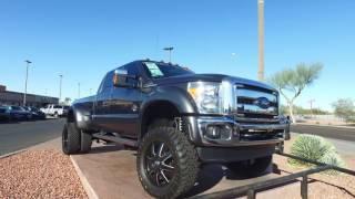 Lot tour of Lifted Trucks in Phoenix, Arizona. Arizona's toughest trucks!