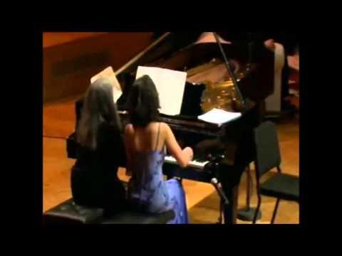 Rachmaninoff :6 Morceaux, Op11, No 4 Waltz for 4 Hands