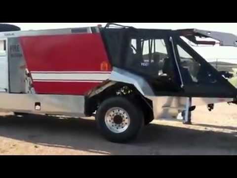 Jaguar Fire Engine Colet K/15attcc Jaguar Fire