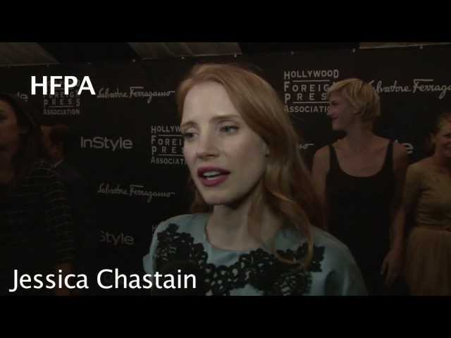 InStyle and the HFPA celebrated the Toronto International Film Festival