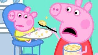 Peppa Pig Full Episodes | Baby Alexander | Cartoons for Children