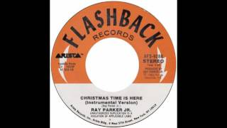 Watch Ray Parker Jr Christmas Time Is Here video