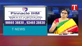 Pinnacle Institute Of Hotel Management | Study Guide | 19 05 2019  Telugu