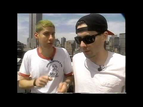 Beastie Boys HD :  Uncut Adrock & Mike D Interview - 1992